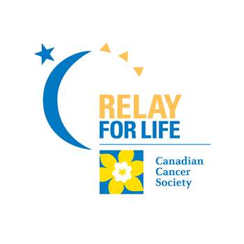 Canadian Cancer Society Relay for Life logo