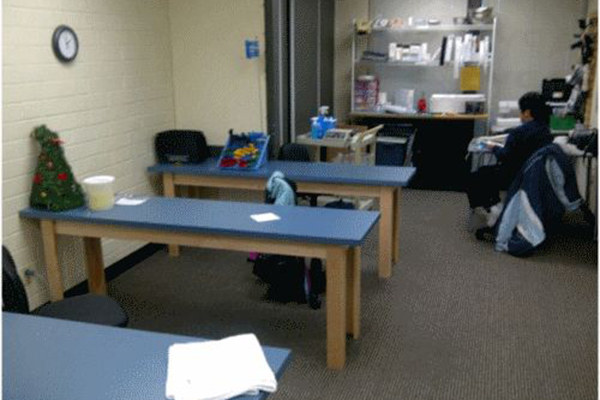 photo of pt Health Richmond Physiotherapy treatment area