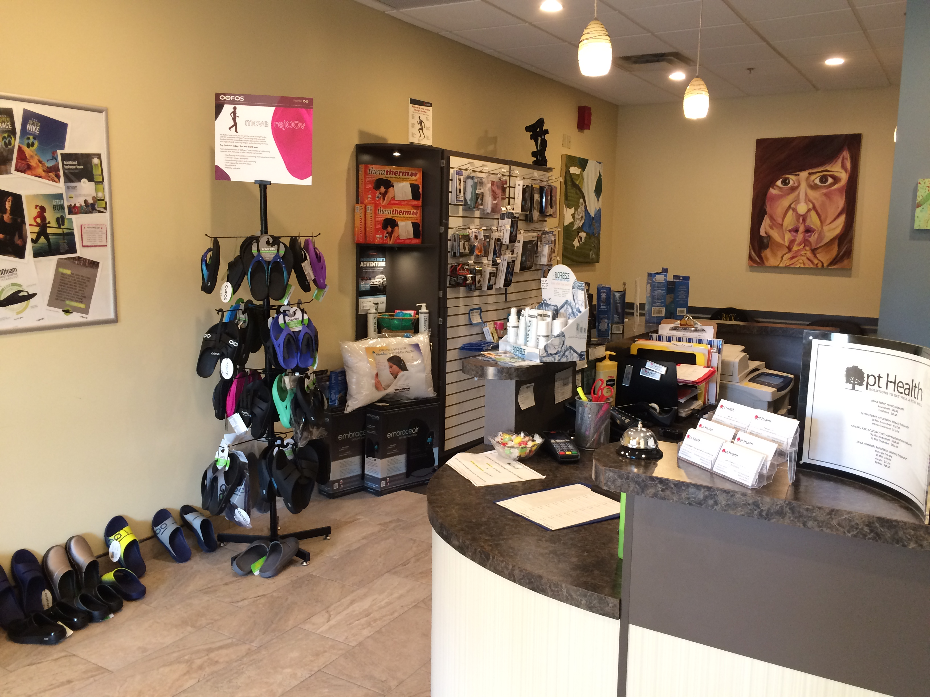 pt Health Physiotherapy - Bedford Place Mall in Bedford, Nova Scotia