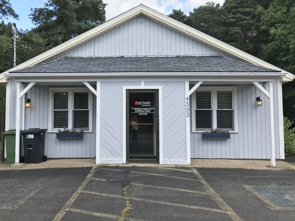 Photograph of Berwick Physiotherapy pt Health clinic