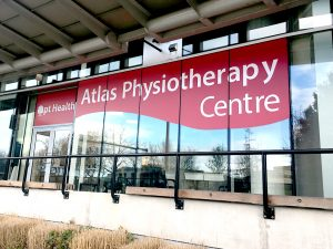 Exterior Photo of Atlas Physiotherapy in Richmond