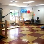 Photograph of gym at Cole Harbour Physiotherapy pt Health