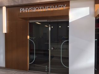 pt Health Corporate Sport Front Entrance