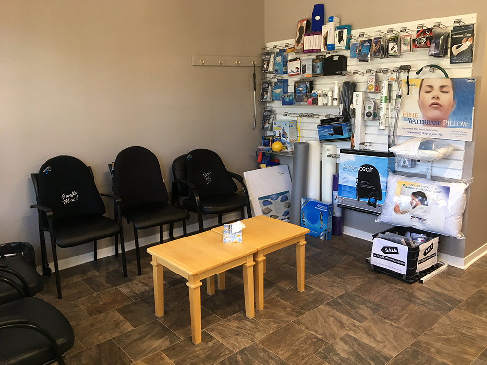 Fairvale Physiotherapy - pt Health reception area