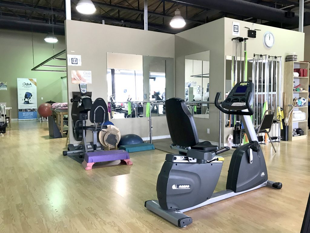 Brant 730 Physiotherapy in Burlington Gym