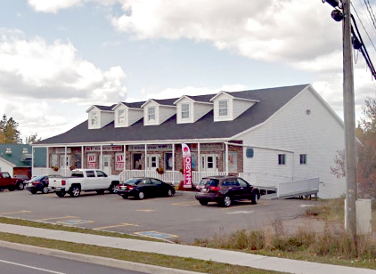 Photo of exterior of Fairvale pt Health Physiotherapy