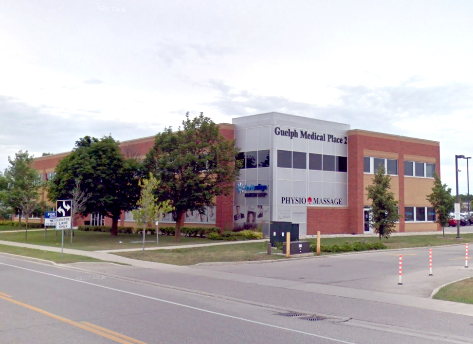 Photo of the exterior of Guelph Physiotherapy