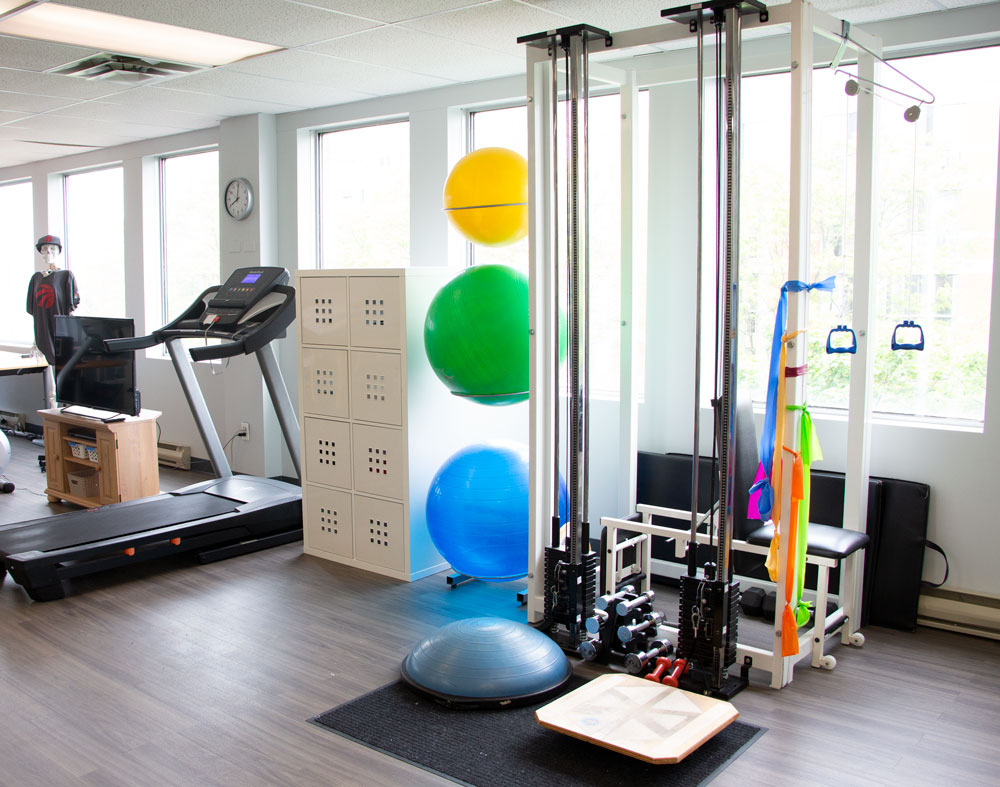 photo of pt health limeridge physiotherapy and rehabilitation hamilton exercise room