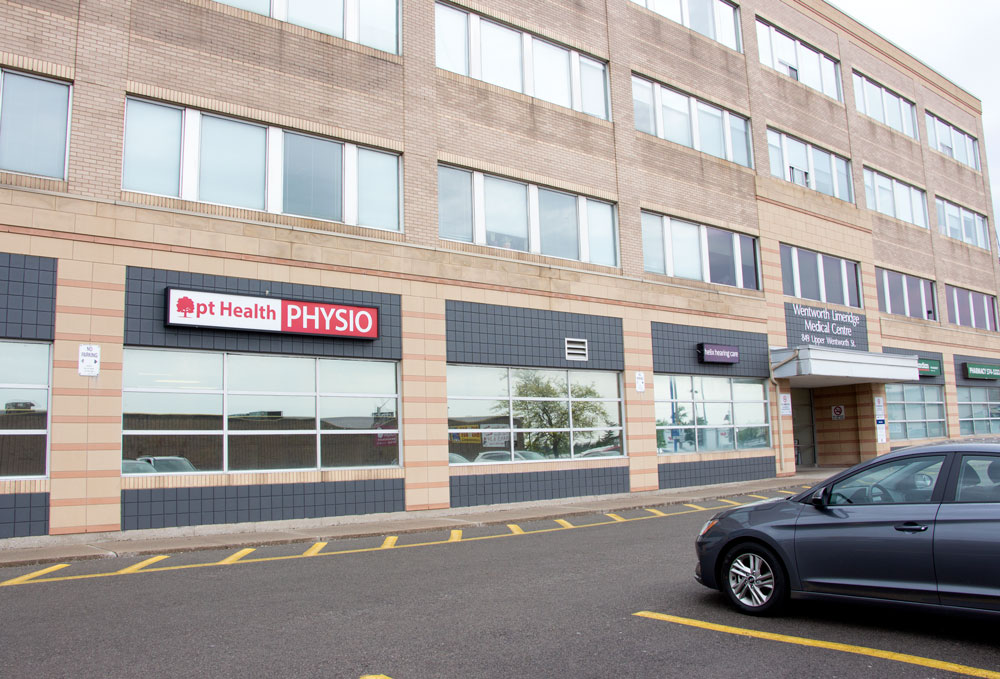 photo of pt health limeridge physiotherapy and rehabilitation hamilton building exterior