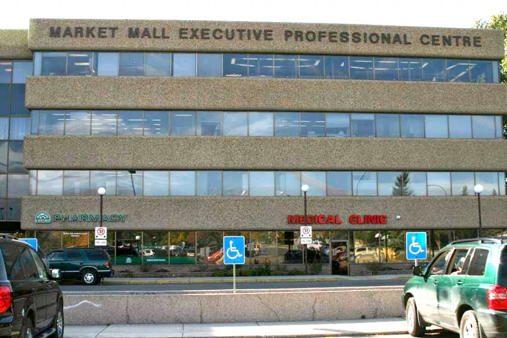 Market Mall Physiotherapy Exterior