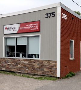pt Health Midland Physiotherapy Exterior