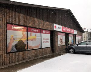 photo of pt Health mountain physiotherapy exterior