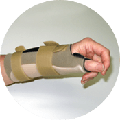 Neoprent/Thermo-plastic Splint