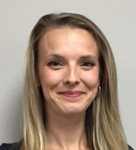 Photo of physiotherapist Jessica Ritchie