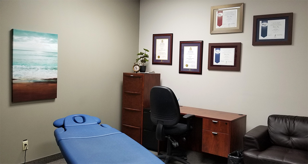 photo of premium healthcare solutions sackville patient room