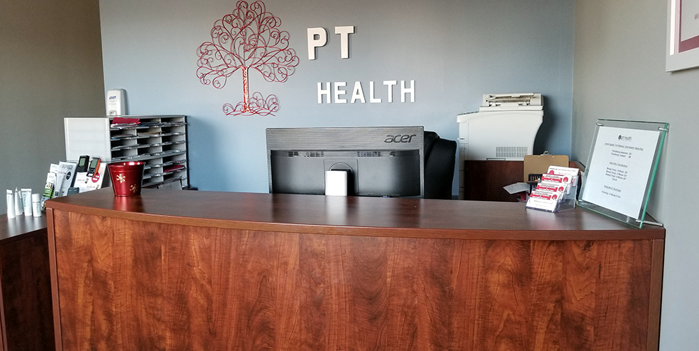 photo of premium healthcare solutions sackville reception & front desk