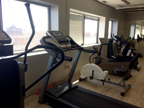 pt Health Proactive Physiotherapy exercise area Kingston