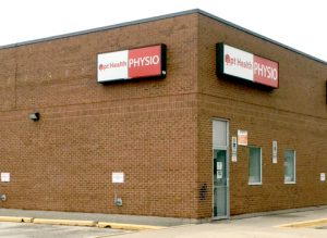 Photo of the exterior of Sarnia Physiotherapy