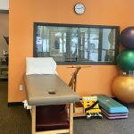 photo of the treatment area at Austin Ave Physiotherapy pt Health in Coquitlam