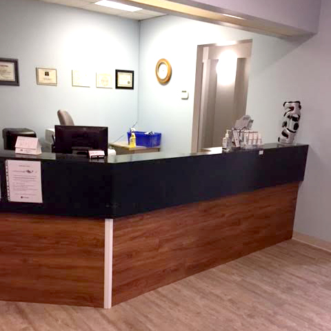 Proactive Physiotherapy Front Desk