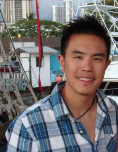 Photo of Cameron Wong