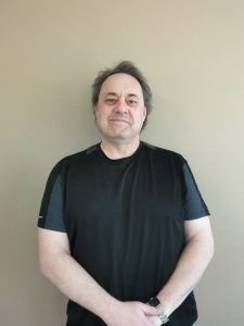 Photo of Christopher Cybulski, registered acupuncturist at Barrie physiotherapy