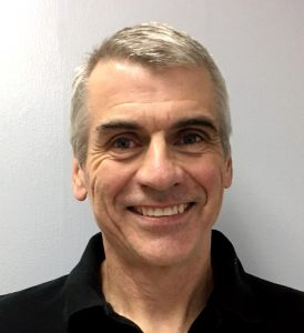 Photo of physiotherapist Brian Carty