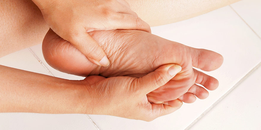 Foot pain, not gout