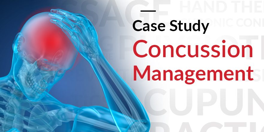 Concussion Management Case Study