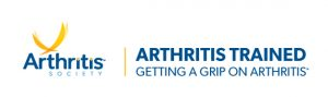 Image of Arthritis Society - Arthritis Trained Getting a Grip on Arthritis Badge