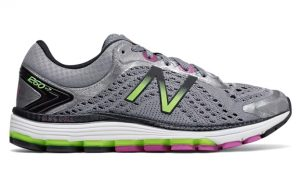 photograph of New Balance 1260v7 women's running shoes for overpronation