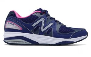 photograph of New Balance 1540V2 women's sneakers for overpronation