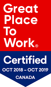 pt Health great places to work badge