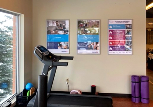 photo of Lifemark Physiotherapy Nose Hill Park exercise area
