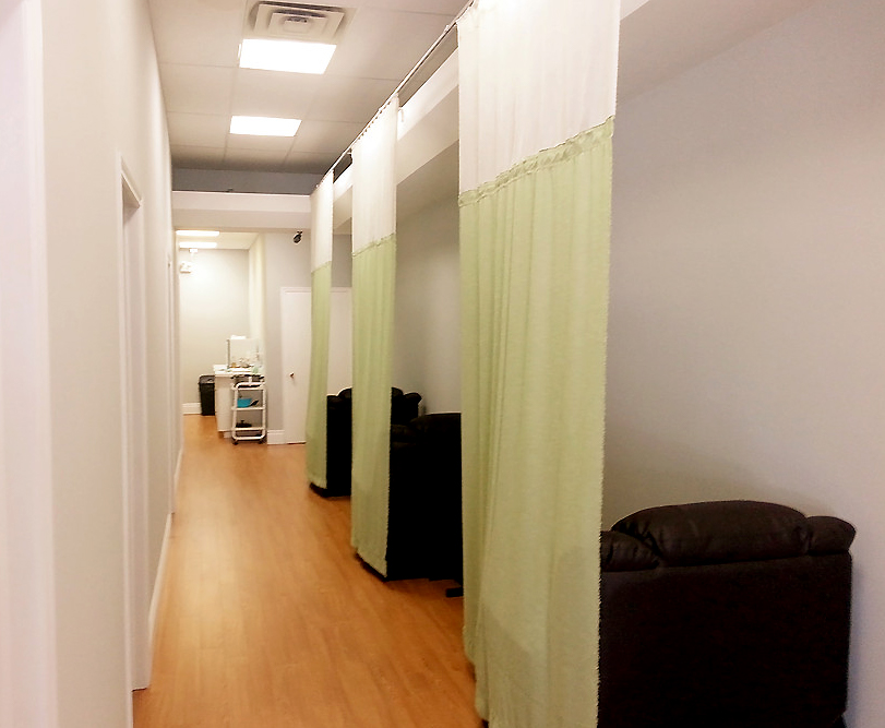 photo of natural healing health centre and spa toronto treatment area