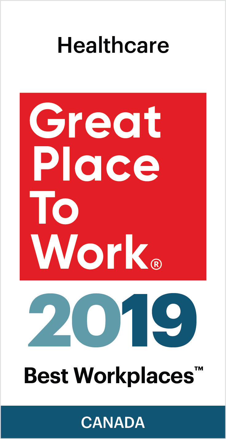 Best Workplaces Healthcare Badge