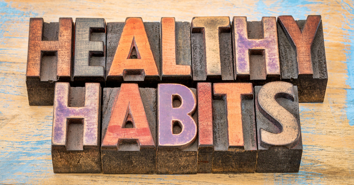 Stratford Physiotherapy Centre's Healthy Habits