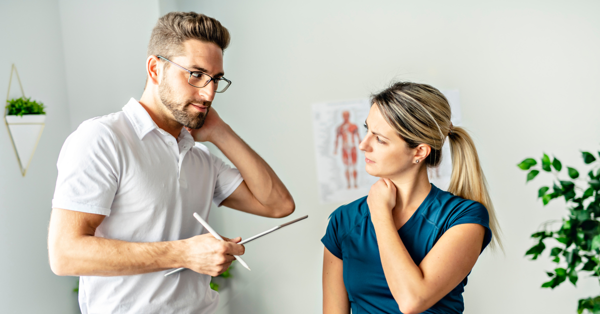 5 strategies that can help you talk to your clinician about pain